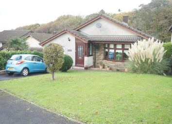 Thumbnail 3 bed detached bungalow for sale in The Meadows, Neath