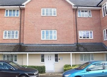 Thumbnail 1 bedroom flat to rent in St. Crispin Crescent, Northampton