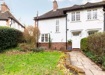 Thumbnail 3 bed cottage for sale in Oakwood Road, Hampstead Garden Suburb, London