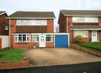3 bed detached house for sale in Woodside, Ashby-De-La-Zouch LE65