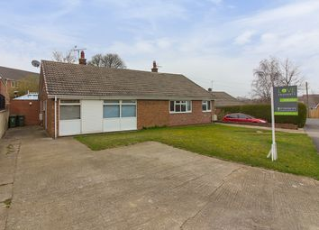 Thumbnail 2 bedroom bungalow for sale in Linton Rise, Catterick Garrison, North Yorkshire.