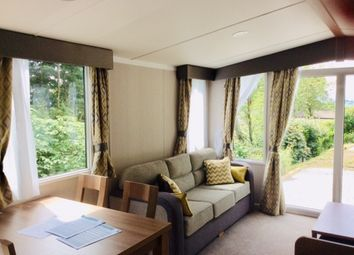 Thumbnail 2 bed mobile/park home for sale in Nichols Nymett Holiday Park, North Tawton, Devon