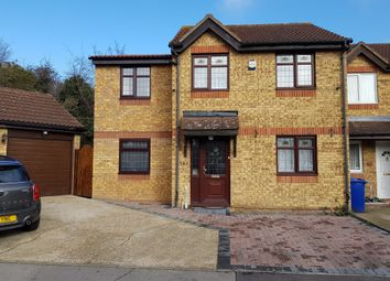 Thumbnail 5 bed end terrace house for sale in Parsonage Road, Grays