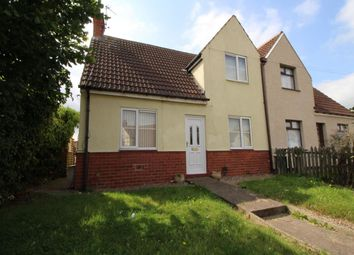 Thumbnail 3 bed semi-detached house to rent in Princess Avenue, Stainforth, Doncaster