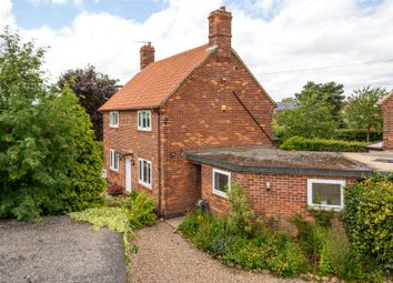 Thumbnail 3 bed detached house for sale in Bishopdyke Road, Cawood, Selby