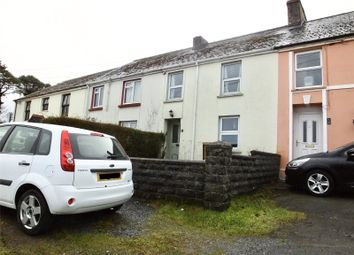 Thumbnail 2 bed terraced house for sale in 2 Railway Terrace, Station Approach, Narberth, Pembrokeshire