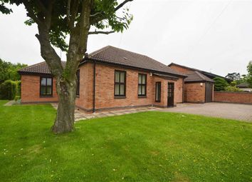 Thumbnail 3 bed detached bungalow for sale in Spinney Drive, Botcheston, Leicester