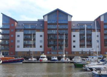 Thumbnail 1 bedroom flat to rent in Merchant Square, Portishead, Bristol
