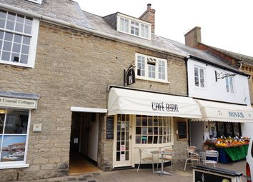 Thumbnail Restaurant/cafe for sale in South Street, Bridport, Dorset