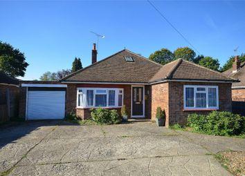 Thumbnail 3 bed detached bungalow for sale in Hamesmoor Way, Mytchett, Camberley, Surrey