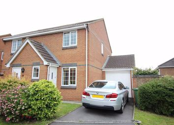 Thumbnail 2 bed semi-detached house for sale in Youngs Court, Emersons Green, Bristol