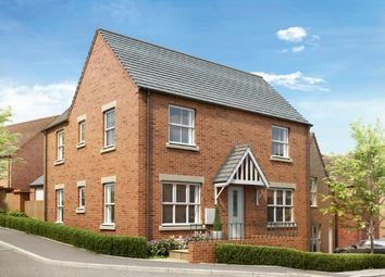 "Thumbnail 4 bed detached house for sale in ""Alderney"" at Wheatley Close, Banbury"