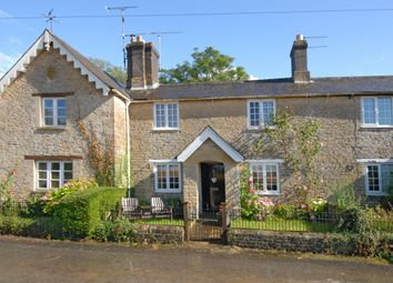 Thumbnail 2 bed cottage to rent in Grittleton, Chippenham