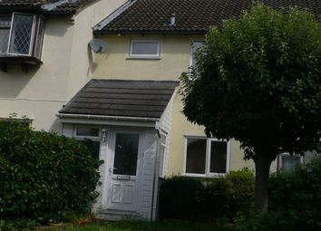 Thumbnail 3 bedroom terraced house to rent in Stokesay Court, Longthorpe, Peterborough