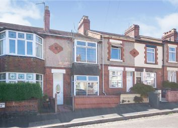 Thumbnail 3 bed town house for sale in Grosvenor Avenue, Stoke-On-Trent