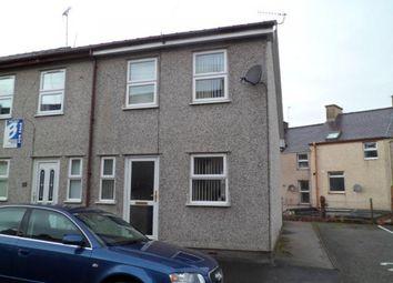 Thumbnail 1 bed terraced house to rent in 4, Assheton Terrace, Caernarfon