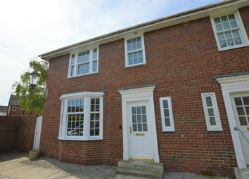 Thumbnail 3 bed end terrace house to rent in Belgrave Place, Handbridge, Chester