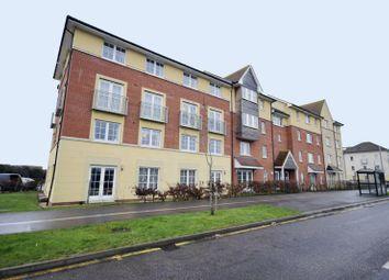 Thumbnail 1 bed flat for sale in Herschell Court, Basildon