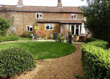 Thumbnail 3 bedroom cottage to rent in Doddshill Road, Dersingham, King's Lynn