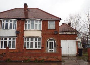 Thumbnail 3 bedroom semi-detached house for sale in Cairnsford Road, West Knighton, Leicester, Leicestershire
