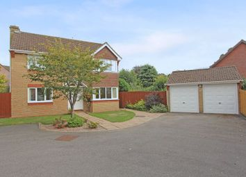Thumbnail 4 bed detached house for sale in Betteridge Drive, Rownhams, Southampton