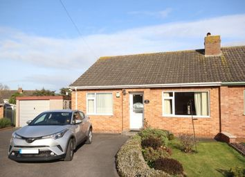 Thumbnail 3 bed semi-detached bungalow for sale in Rectory Close, North Petherton, Bridgwater