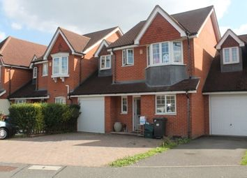 Thumbnail 4 bed terraced house to rent in Marl Field Close, Worcester Park