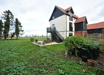 Thumbnail 4 bed detached house for sale in Shop Street, Worlingworth, Woodbridge