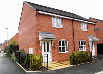Thumbnail 2 bedroom semi-detached house for sale in Shillingford Road, Manchester