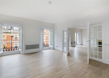 Thumbnail 3 bed flat to rent in Mandeville Place, Marylebone, London