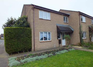 Thumbnail 3 bed terraced house to rent in Tower Close, Bassingbourn, Royston