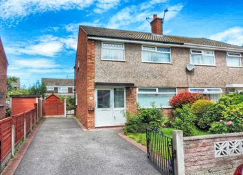 Thumbnail 3 bed semi-detached house to rent in Archers Way, Great Sutton, Ellesmere Port