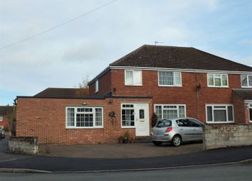 Thumbnail 4 bedroom semi-detached house for sale in South Avenue, Kidlington