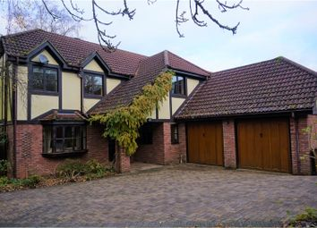 Thumbnail 4 bed detached house for sale in Machen, Caerphilly