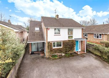 Thumbnail 4 bed detached house for sale in Grange Road, Alresford, Hampshire