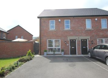 Thumbnail 3 bed semi-detached house for sale in Mill Valley Way, Belfast