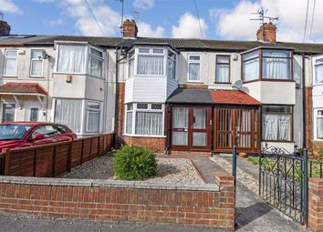 Thumbnail 2 bed terraced house for sale in Rutland Road, Spring Bank West, Hull