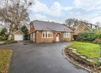 Thumbnail 5 bed detached bungalow for sale in Cuckoo Bushes Lane, Chandler's Ford, Eastleigh
