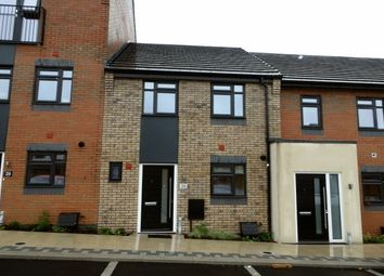 Thumbnail 3 bedroom property to rent in Paris Court, Stoke-On-Trent