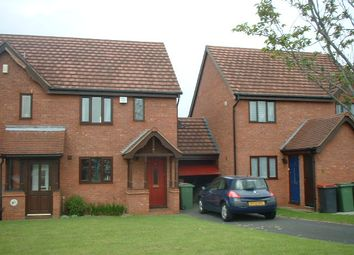Thumbnail 2 bed semi-detached house to rent in Goodyear Way, Donnington Wood, Telford