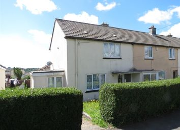 3 bed end terrace house for sale in Boscoppa Road, St Austell, St. Austell PL25