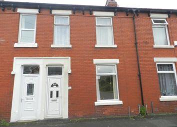 Thumbnail 3 bed terraced house for sale in Parker Street, Ashton-On-Ribble, Preston