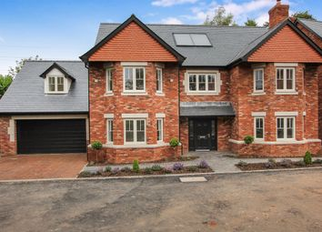 Thumbnail 5 bed detached house for sale in Druidstone Road, Old St. Mellons, Cardiff