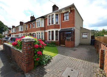 3 bed semi-detached house for sale in Grafton Terrace, Rhiwbina, Cardiff. CF14