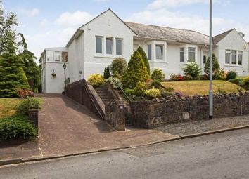 Thumbnail 3 bed bungalow for sale in Thornly Park Road, Paisley, Renfrewshire
