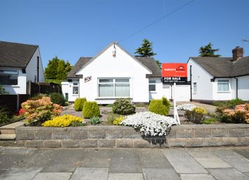 Thumbnail 2 bed detached bungalow for sale in Orchard Way, Bebington, Wirral