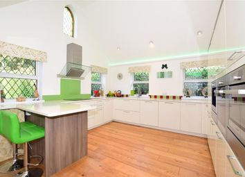 Thumbnail 4 bed detached bungalow for sale in Ewell Minnis, Dover, Kent