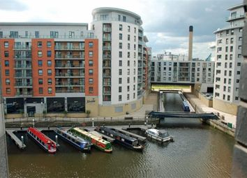 Thumbnail 1 bed flat to rent in Clarence Dock, Leeds