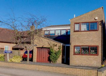 Thumbnail 4 bed detached house for sale in Downfield Road, Hertford Heath, Hertford