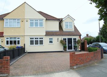 Thumbnail 4 bed semi-detached house for sale in Long Lane, Grays